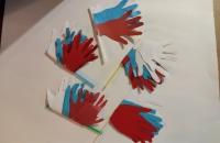 День Государственного флага в Тихменеве