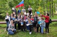 Спортивный лагерь «Движение» в пселке Тихменево