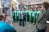 День славянской письменности в посёлке Тихменево